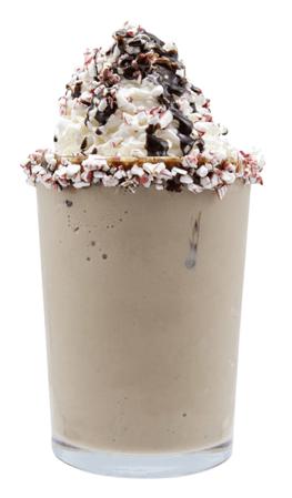 Monin-Peppermint-Mocha-Milkshake