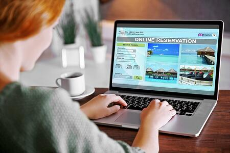 Booking Hotels Online