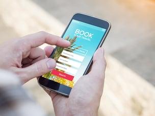 Mobile Booking - Disruptor
