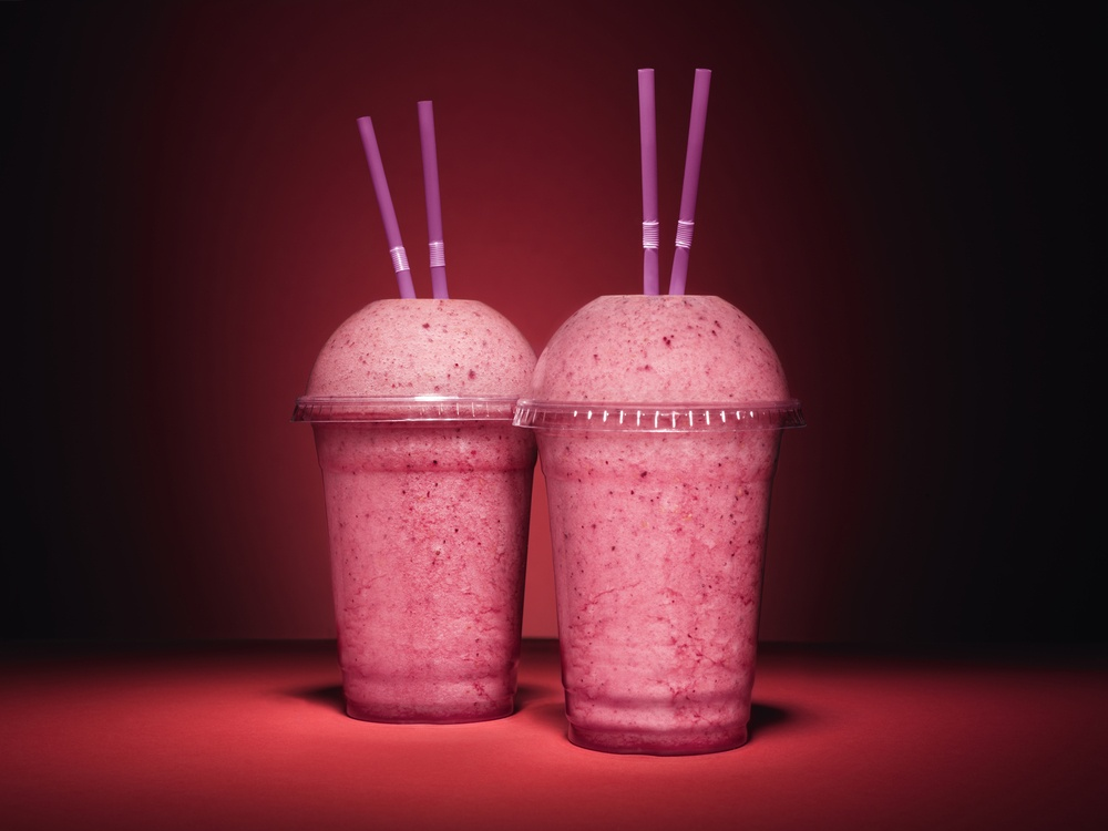Smoothies with Halo