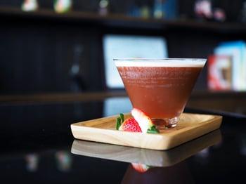 Strawberry Espresso